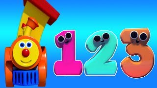 Ben il treno | numero avventura | Imparare i numeri | Ben The Train | Numbers Adventure For Kids