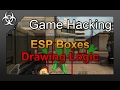 Game Hacking #13 - How to make an ESP DirectX/OpenGL Overlay/Internal CS:GO Wallhack Cheat