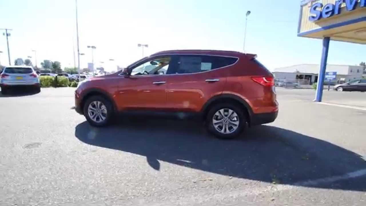 2016 Hyundai Santa Fe Sport Canyon Copper Gg314753