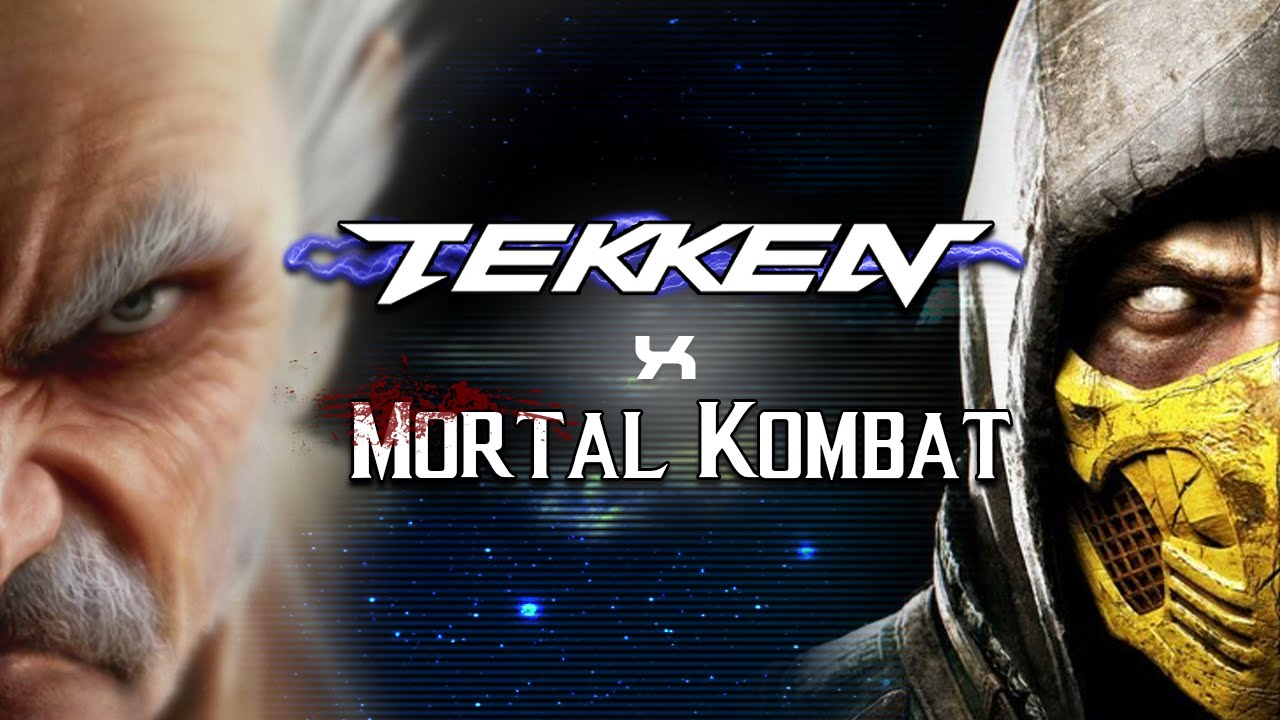 Tekken X Mortal Kombat Youtube