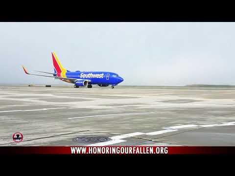Ryan Harris Angel Flight and Military Honors