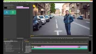 Создание фьюжена в Adobe Premier Pro CS6