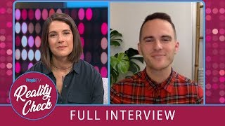 'Great British Baking Show' Winner David Atherton Shares His Go-To Holiday Dessert | PeopleTV