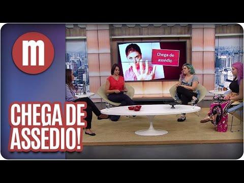 Mulheres - Chega De Assédio (08/03/16)