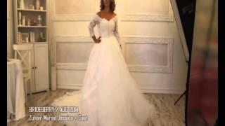 Zuhair Murad Jessica обзор свадебного платья | BRIDEBERRY