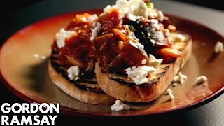 Slow-Cooked Aubergine - Gordon Ramsay