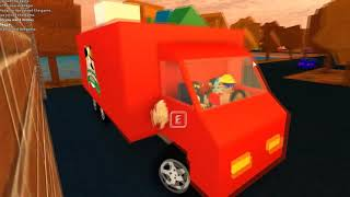 BURNING PEOPLE ALIVE IN ROBLOX WORK AT A PIZZA PLACE
