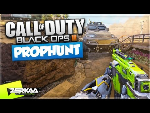 PROP HUNT IN BLACK OPS 3 (Black Ops 3 Prop Hunt)