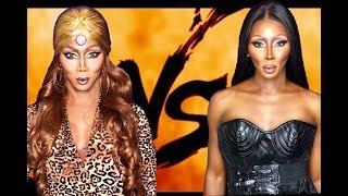 Naomi vs Tyra