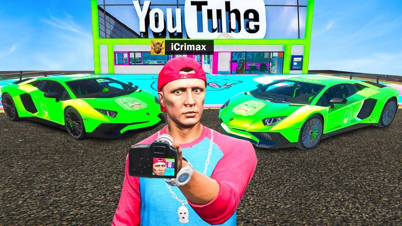 Download ICRIMAX ist der BESTE YOUTUBER in GTA 5 RP!