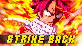 Fairy Tail Strike Back Opening 16 English Cover Song NateWantsToBattle And ShueTube