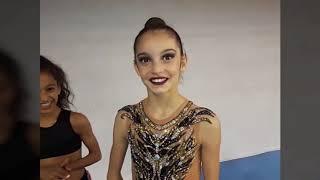 Ritmik cimnastik klüplerarası Gençler 2.Etap şampiyonadı Finali(Ankara 8-10 haziran 2018)