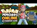 Pokemon MMORPG 3D - Pokemon Online Game!? (THE BEST POKEMON MMORPG!?) Episode #01