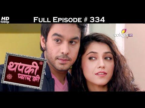 Thapki Pyar Ki - 30th May 2016 - थपकी प्यार की - Full Episode (HD)