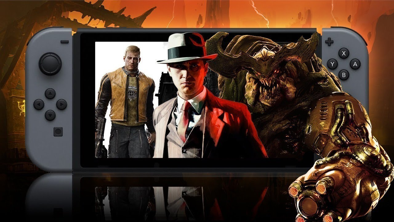 Doom, Skyrim, and L.A. Noire: Nintendo Switch's Hardcore ...