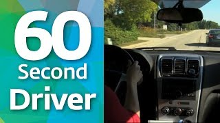 60 Second Driver - Passing on a Highway