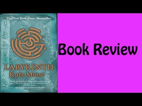 Book : Labyrinth By Kate Mosse