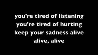 Misery - Good Charlotte - (lyrics)