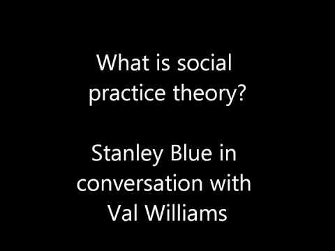 Social Practice Theory