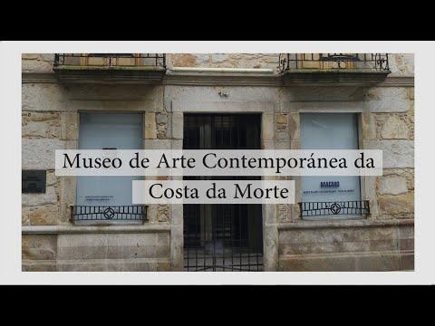 Un paseo interno polo Museo de Arte Contemporánea da Costa da Morte