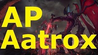 AP AATROX - League of Legends