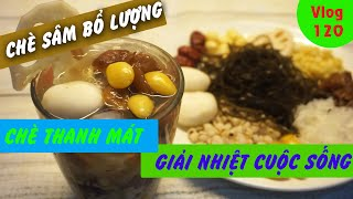 Ching Bo Leung -  a cold, sweet Vietnamese soup of Cantonese origin