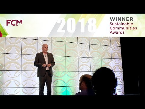 Guelph's innovative carbon neutral community: 2018 Sustainable Communities Award winner
