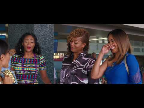 Girls Trip clip - Lisa shows the girls the vests she made