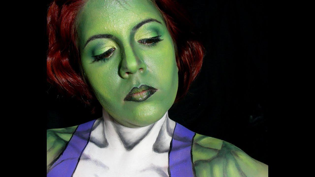 Halloween she hulk re upload youtube