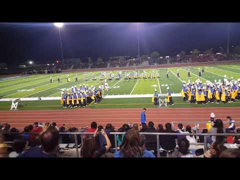 UCLA Marching Band @ Baldwin Park High School 2017