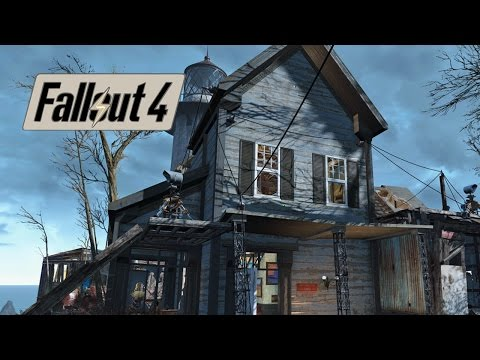 Fallout 4 :: 20 :: MY SETTLEMENT / RETURN TO GLOWING SEA