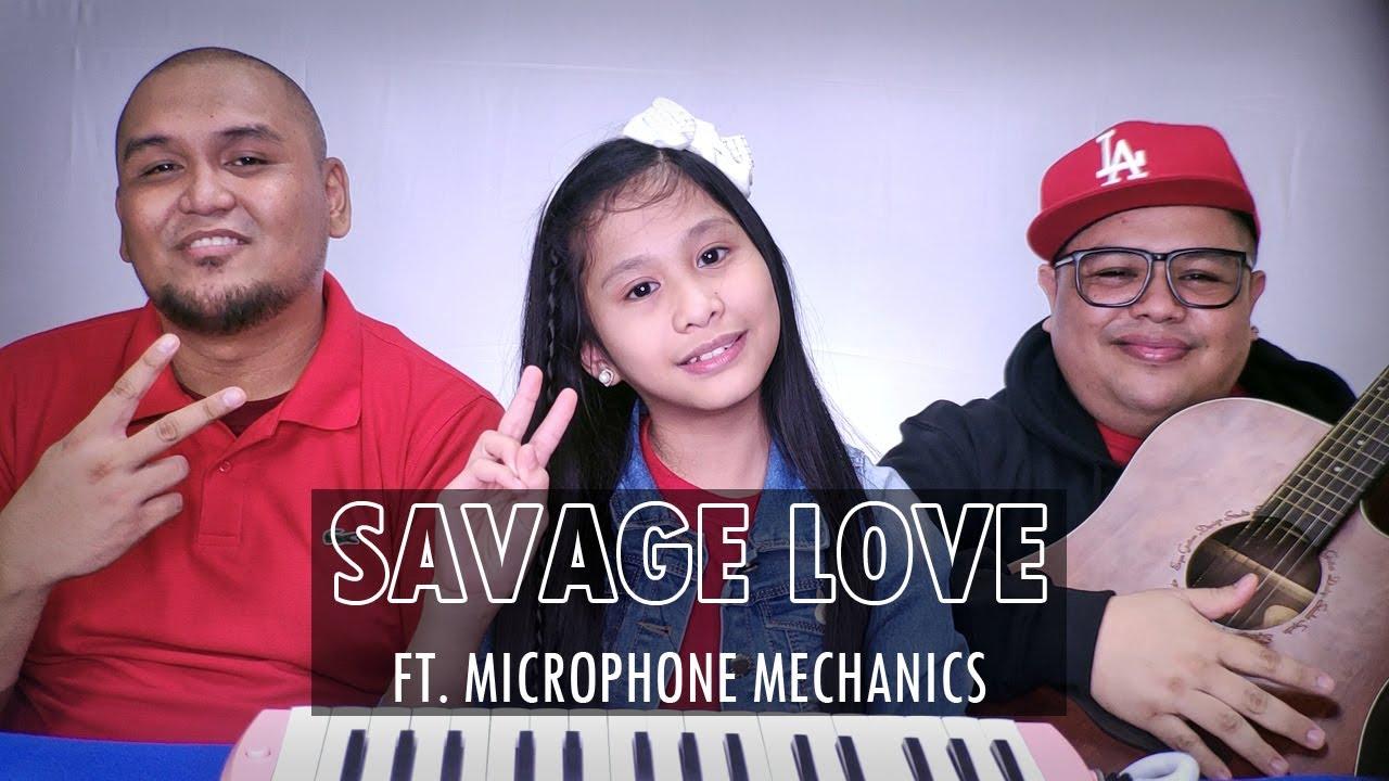 Savage Love Beatbox ft. Microphone Mechanics