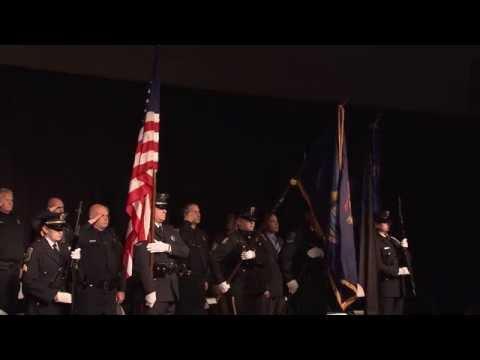 GRCC Police Academy Graduation 2014