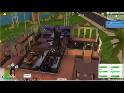THE SIMS 4|  CURRENT HOUSEHOLD|The McAfee Family - Part 1