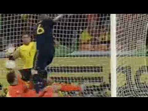 Netherlands Vs Spain [0-1] INIESTA GOAL 2010 World Cup