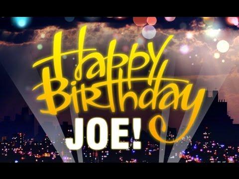 Happy 36th Birthday Joe Bonamassa