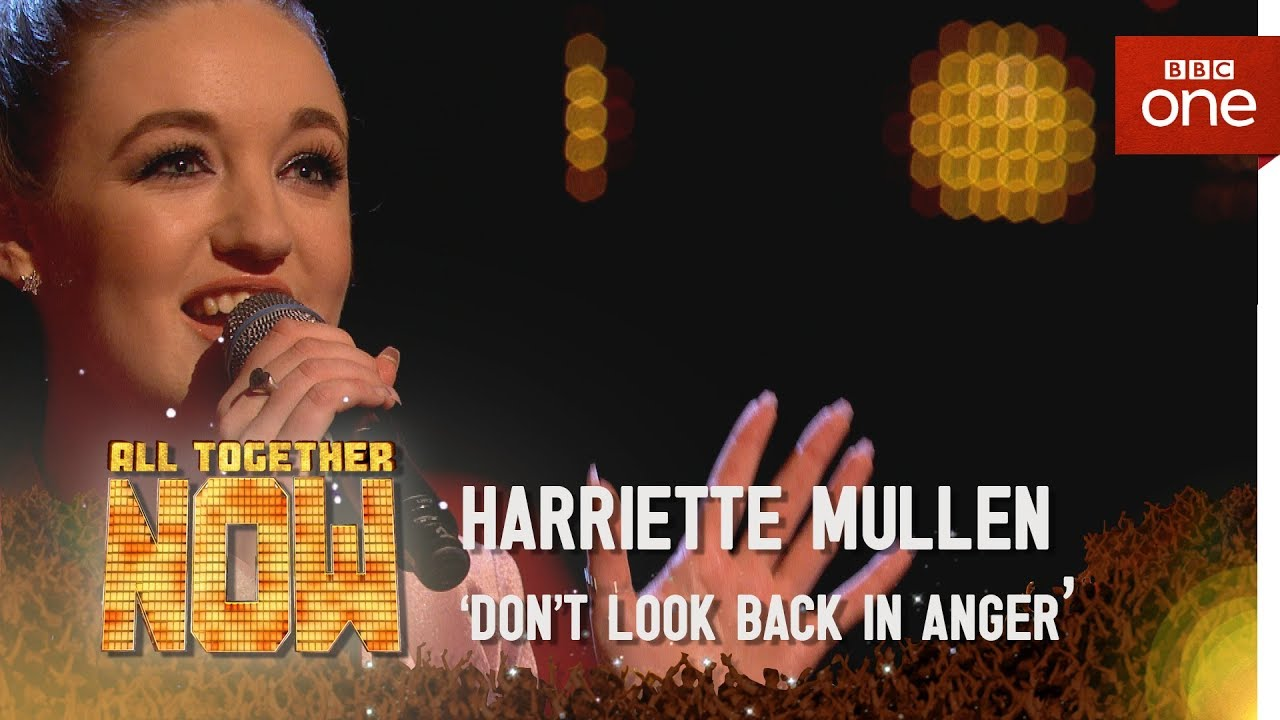 Harriette Mullen performs 'Don't Look Back In Anger' by Oasis - All Together Now: Epi