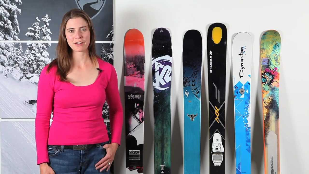 Best Women's Powder Skis - 2013 Buyers' Guide