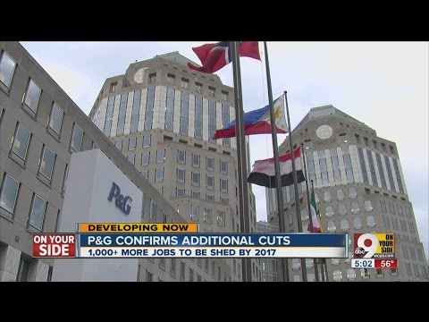 Procter & Gamble To Shed More Jobs