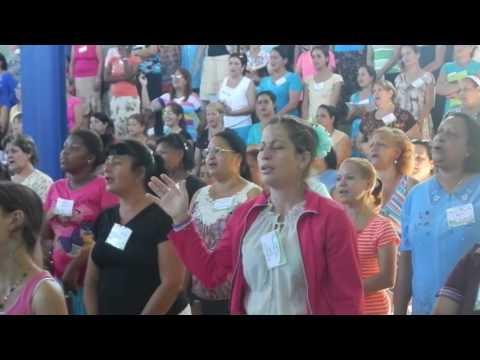 Santiago de Cuba Women's Conference January 2015