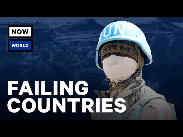 Which Countries Are About To Collapse?