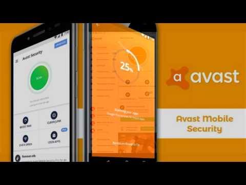 Обзор Avast Mobile Security для Андроид
