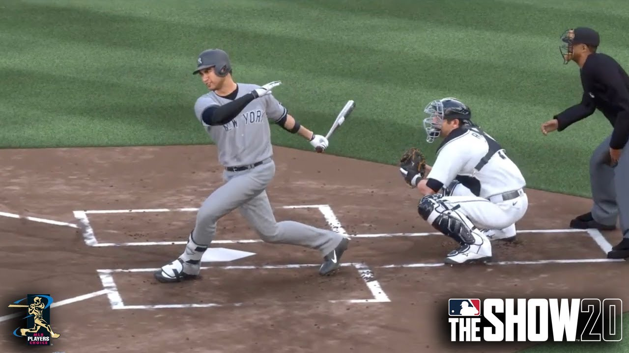 4/21: Yankees vs. Tigers - MLB the Show 20