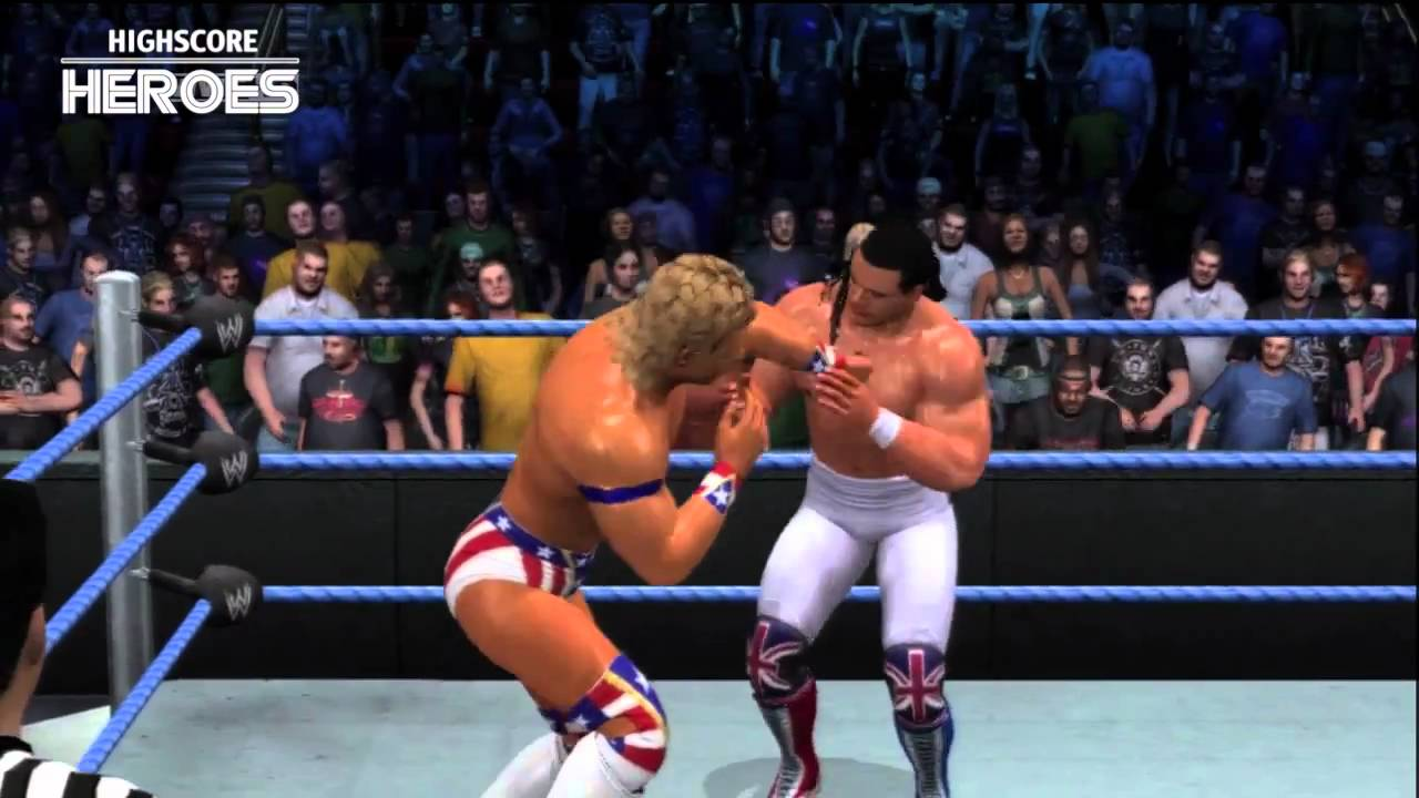 smackdown vs raw 2011 how to get out of submission