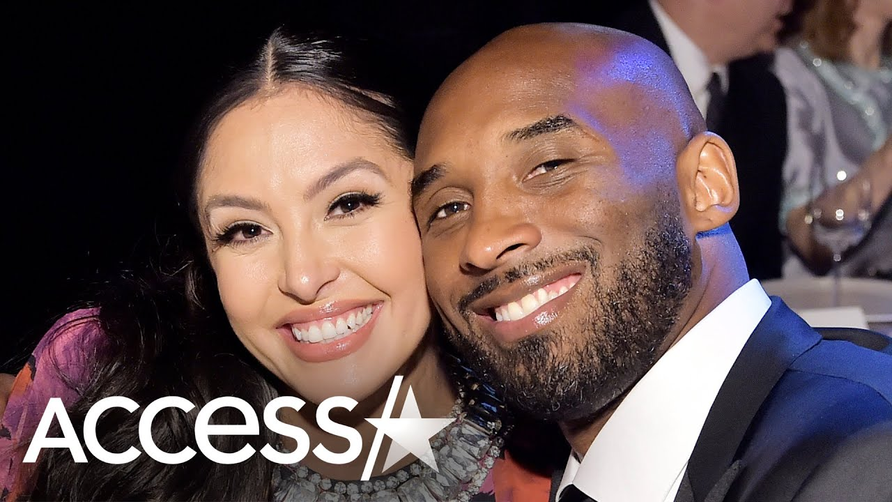 Vanessa Bryant Honors Kobe Bryant As Her 'Forever Valentine' In Emotional Tribute