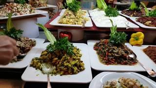 Чем кормят в отеле 5 Турция Akka Antedon