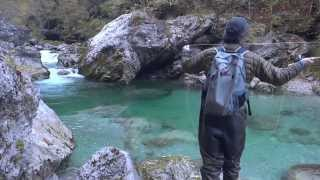 Fly Fishing Slovenia 2013 Series 7 - Autumn moments