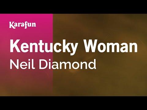 Karaoke Kentucky Woman - Neil Diamond *