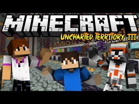Minecraft: Uncharted Territory 3 - ΦΙΝΑΛΕ (Κακή ποιότητα)