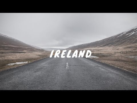 IRELAND TRAVEL VLOG 2017